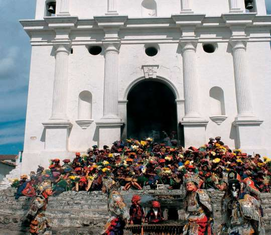 Tour Chichicastenango